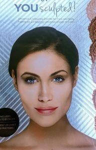 NIB It Cosmetics You Sculpted Contour Palette